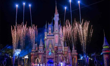 When the Crowds Clear and the Gates Close, Rediscover Magic Kingdom Park After Dark
