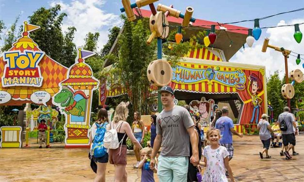 Treat Dad to a Magical Day for Father's Day at Walt Disney World Resort