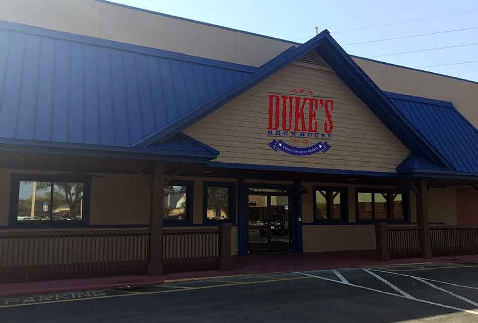 Duke's Brewhouse to Open in St. Cloud's Old Outback Restaurant Space