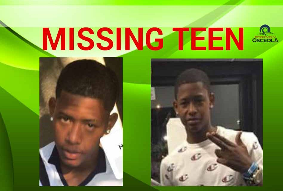 KPD Requesting Community's Help in Locating Missing 18-year-old Boy