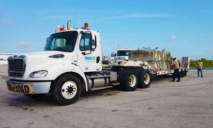 OUC Donates 200 Tons of Material to Help Create Artificial Reef off Florida's Coast