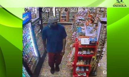St. Cloud Police Requesting the Public's Help in Locating Armed Robbery Suspect
