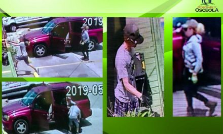 St. Cloud Police Requesting Public's Help in Locating Two Burglary/Grand Theft Suspects