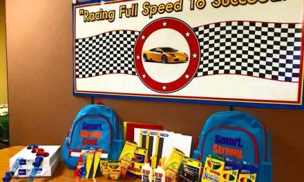 Education Foundation Osceola County Revs Up School Supply Drive
