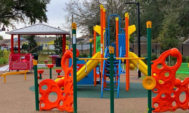 Osceola County's SENSES Autism Spectrum Park Wins FAC Best Practice Award