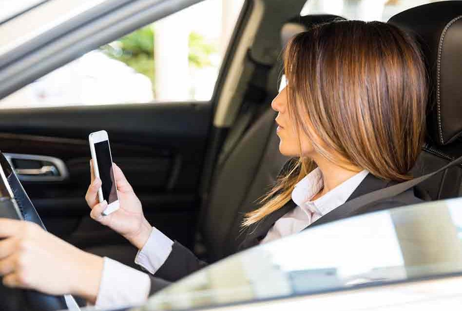Put your phone down while driving; texting law starts Monday