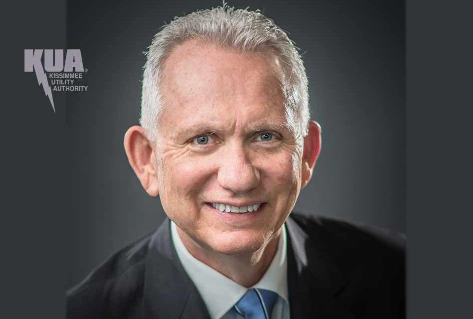 KUA's Larry Mattern Elected Secretary of Florida Municipal Power Agency