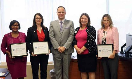 OUC Honored by U.S. Dept. of Defense for Support of Employees Serving in Military