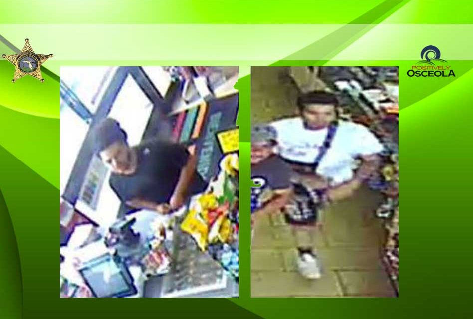 Three Men Accused of Assault and Battery on 7-11 Employee, Detectives Need Public's Help