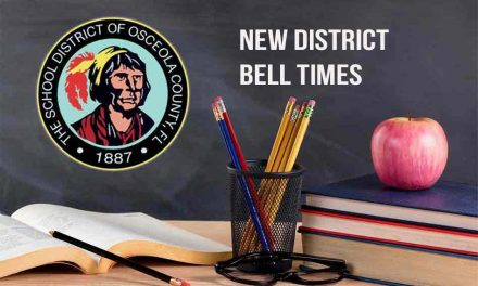 New Bell Schedule for The School District of Osceola County Begins August 12, 2019