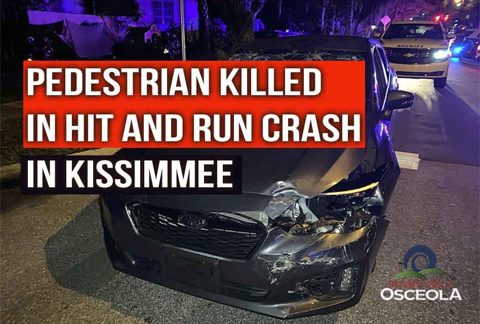 St. Cloud Man Faces DUI Charges After Fatal Pedestrian Hit and Run in Kissimmee