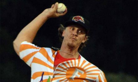 Florida Fire Frogs Swept On Tuesday's Twin Bill, 5-2 and 4-0