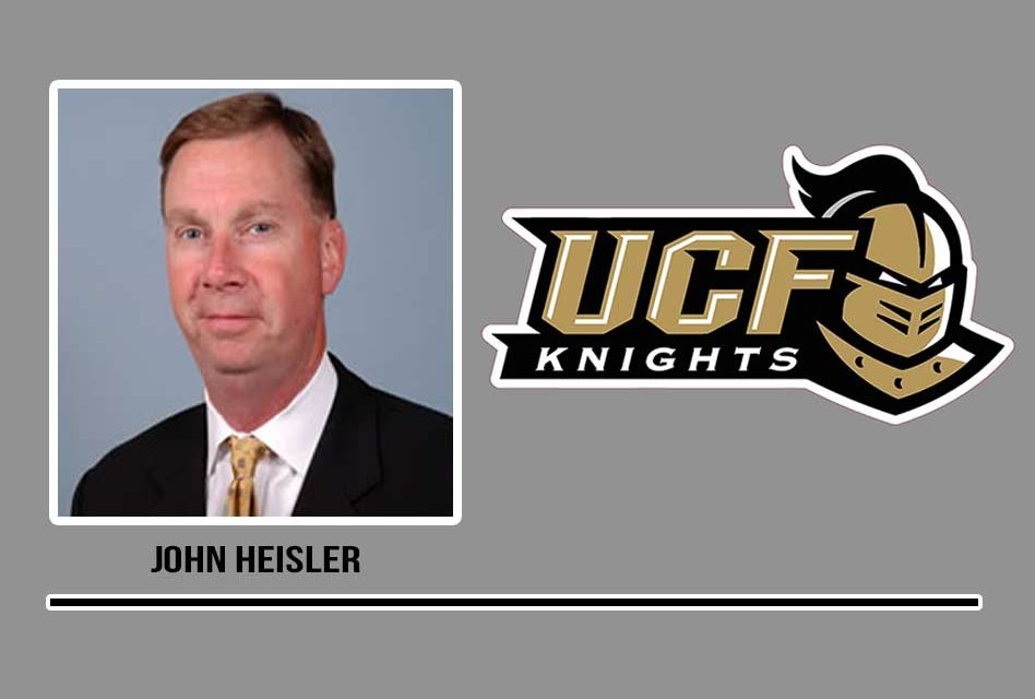 John Heisler Named Senior Associate Athletics Director for UCF Athletics