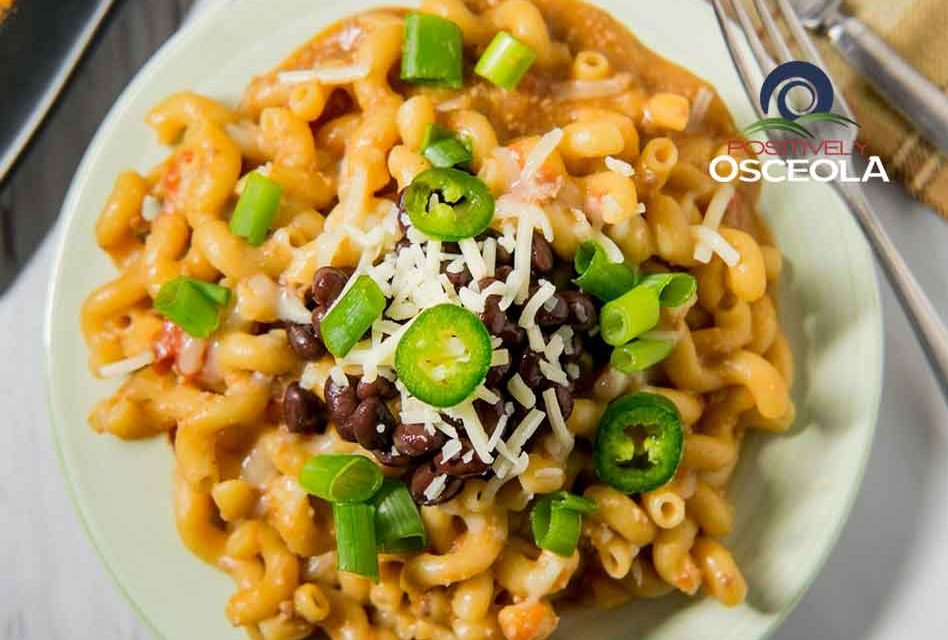 Today, July 7,  is National Macaroni Day!