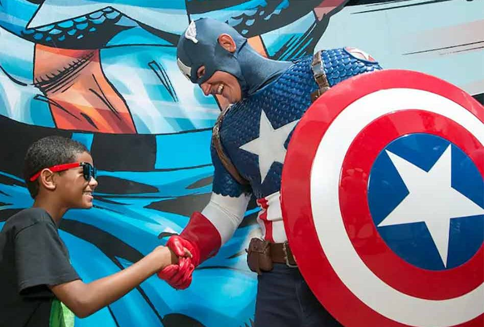 Are You a Marvel Fan? Check Out Marvel Super Hero Island at Universal Orlando Resort!