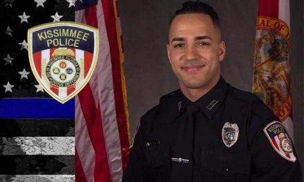 Mortgage on Fallen Kissimmee Police Officer Matthew Baxter's Home Paid in Full by Foundation