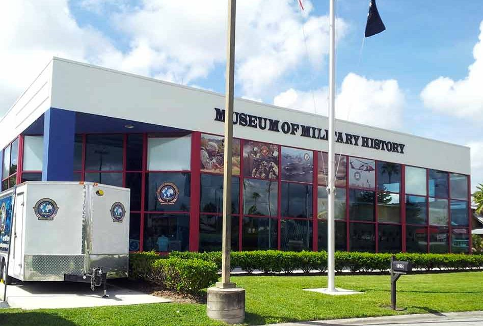 Museum of Military History of Osceola County to Host Purple Heart Day Ceremony August 10th