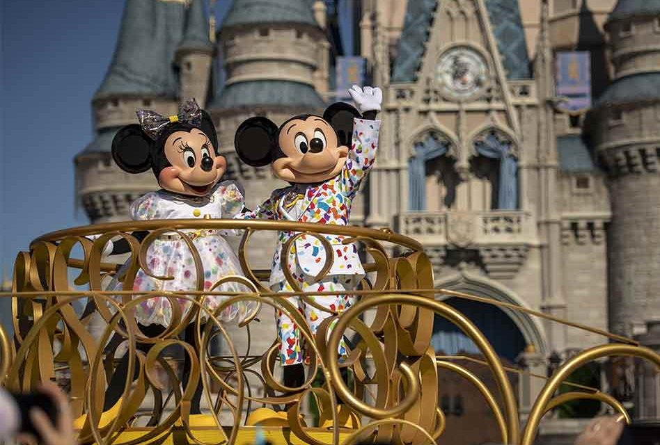 Don't Miss Special Walt Disney World Resort Experiences as Summer Winds Down