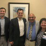 Florida Senator Victor Torres Visits Poinciana Medical Center