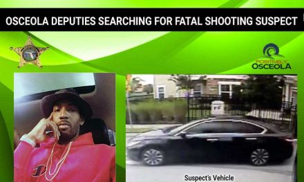 Osceola Deputies Search for Fatal Shooting Suspect in Kissimmee