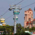 Disney's Skyliner Gondola to Take Flight September 29 and Disney's Hiring Gondola Cast Members Now!
