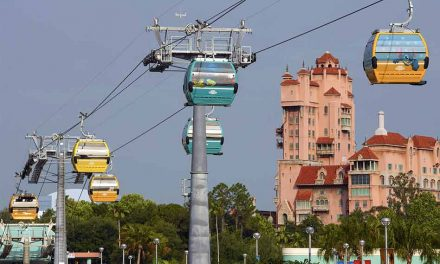 Disney's Skyliner Gondola to Take Flight September 29 and Disney's Hiring Gondola Cast Members Now!