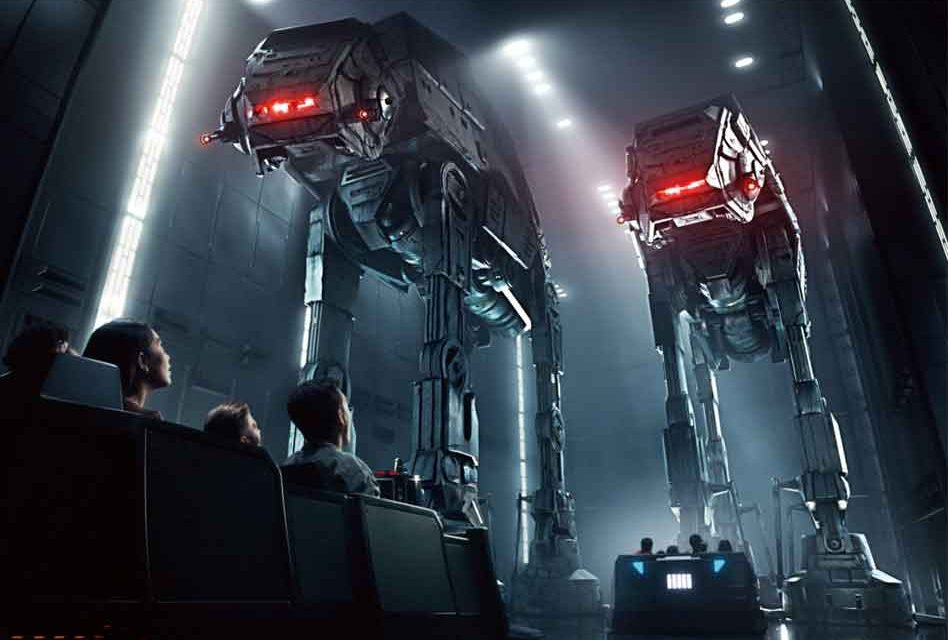 Walt Disney World's Galaxy's Edge – Star Wars: Rise of the Resistance to Open Dec. 5, 2019