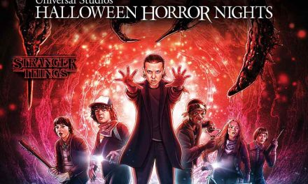 """New Artwork Released for the All-new """"Stranger Things"""" Mazes Coming to Halloween Horror Nights"""
