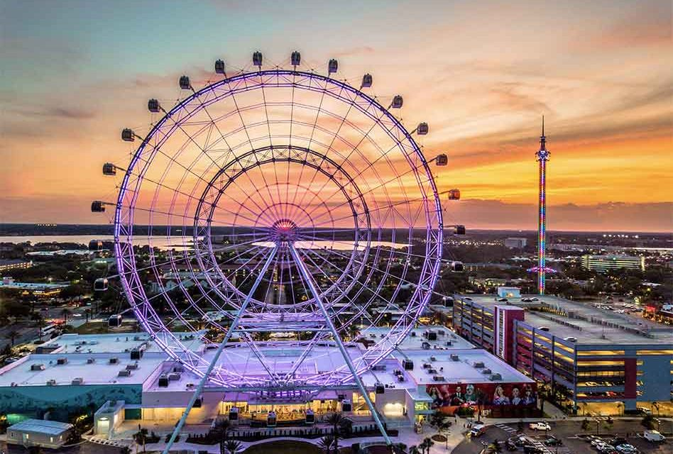 The Wheel at ICON Park, Make It Part of Your 2019 Summer Fun!
