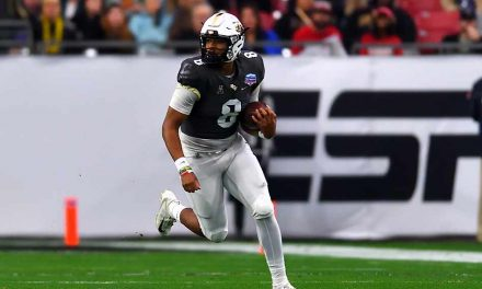 UCF Knights QB Mack Breaks Ankle, Out Indefinitely
