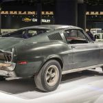 Steve McQueen-driven Icon Bullitt Mustang GT Coming to Kissimmee's Mecum Auto Auction in 2020