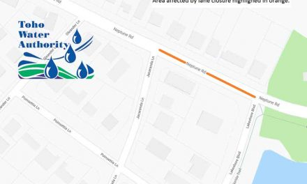 Temporary Lane Closure on Neptune Road Scheduled for August 1st at 8pm