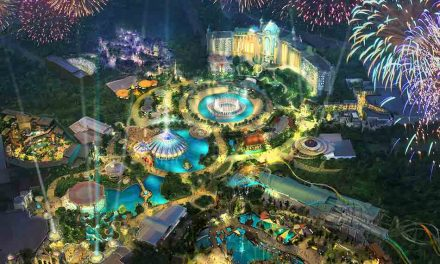 Work resuming on Universal Orlando Resort's Epic Universe theme park