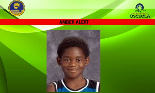 Florida Amber Alert Issued for Missing 10-year-old Boy