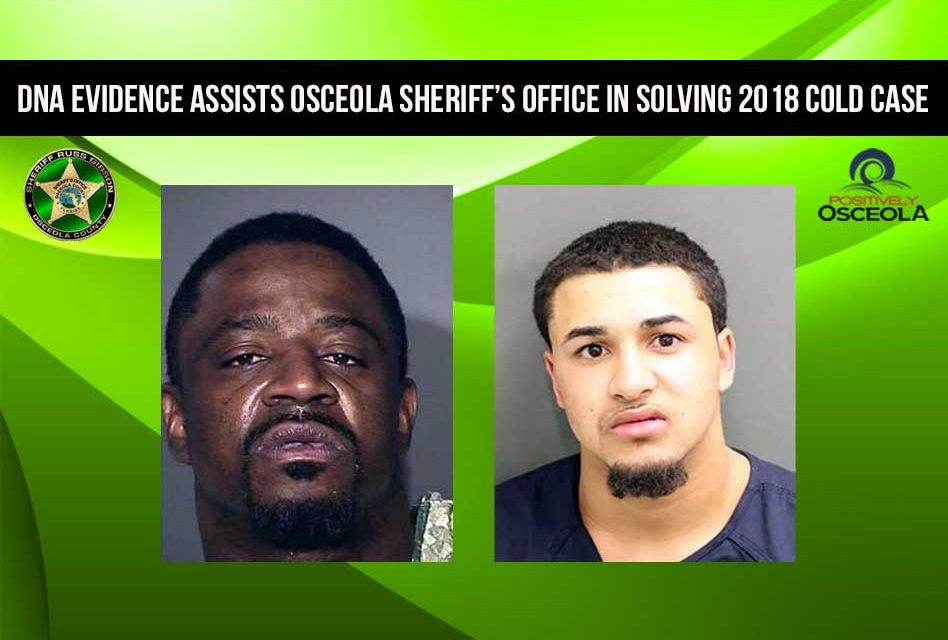 DNA Evidence Helps Osceola Deputies Solve 2018 Home Invasion Cold Case