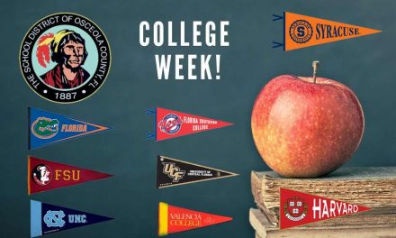 School District of Osceola County To Spread College Knowledge During its College Week