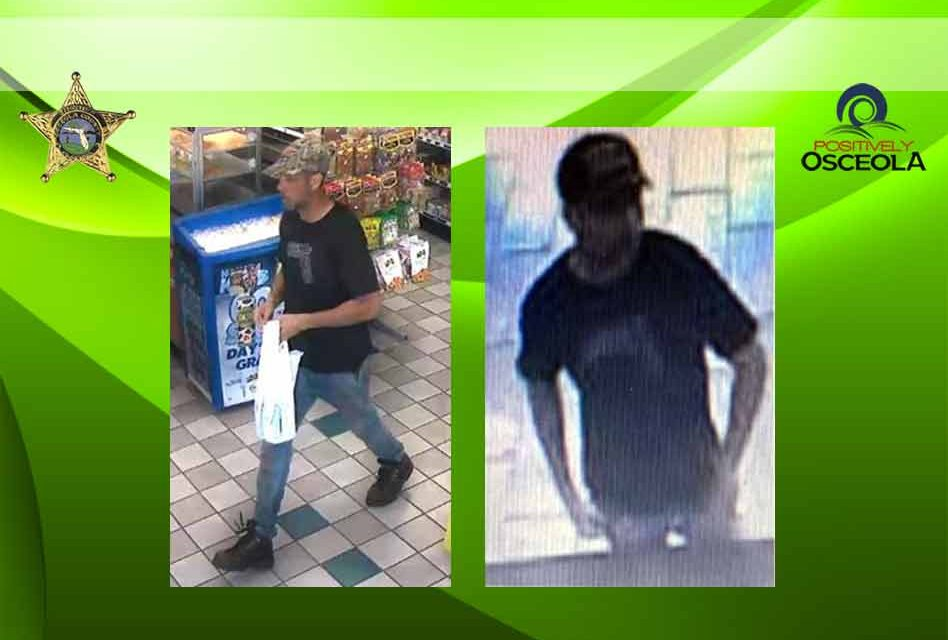 Osceola Deputies Searching for Double Armed Robbery Suspect in Kissimmee