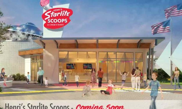 """Henri's Starlite Scoops Getting Closer to """"Landing"""" at Give Kids the World Village in Kissimmee"""