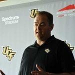 UCF Knights Football Coach Josh Heupel Shares Hopes for 2019 Season