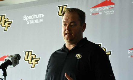 UCF Knights Football Coach Josh Heupel Shares Hopes for 2019 Season