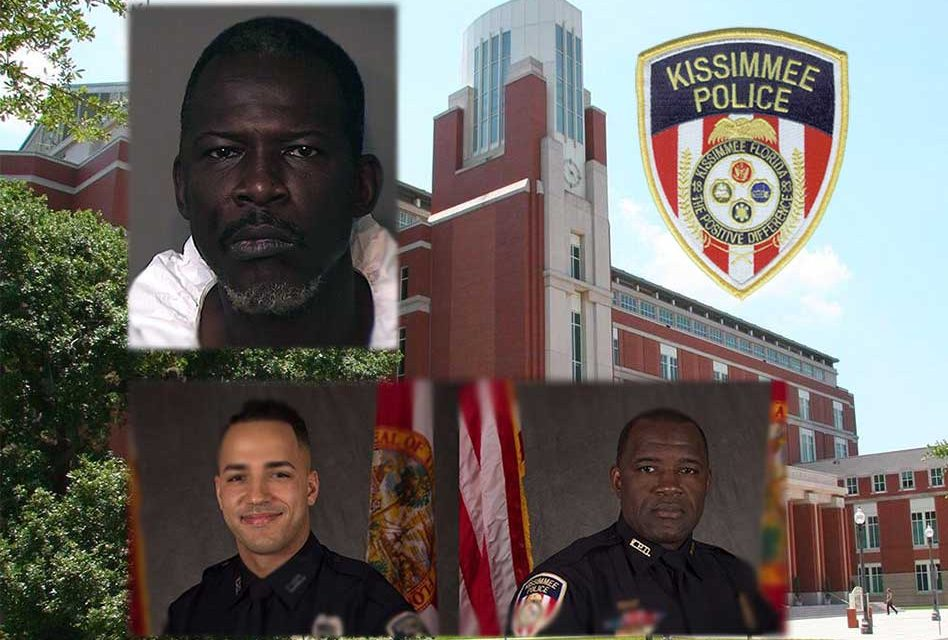 Jury Selection Continues for Man Accused of Killing Two Kissimmee Police Officers