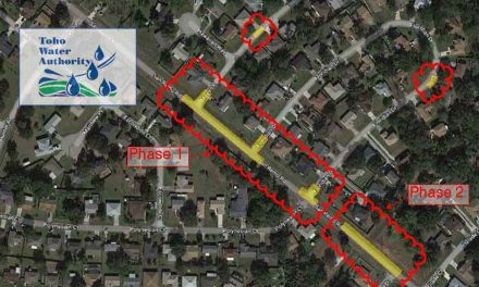 Toho Water Authority Announces Timeline for San Remo Sewer Rehabilitation Project in Poinciana