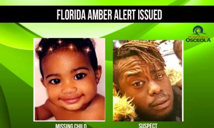 Florida Amber Alert Issued for 11 Month-old Girl