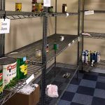 Osceola Council on Aging's Food Pantry are Once Again Bare!