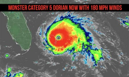 Monster Category 5 Hurricane Dorian With 180 mph Winds Not Being Taken Lightly by Osceola County