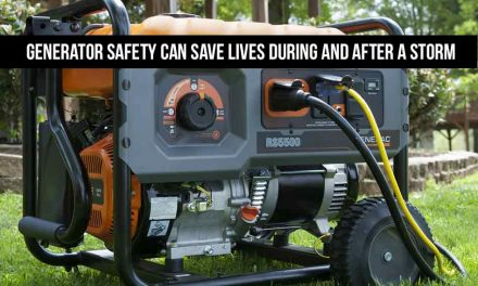Generator Safety Precautions Can Help Prevent Carbon Monoxide Poisoning