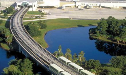 Orlando International Airport setting passenger records and nearing 50 million annually