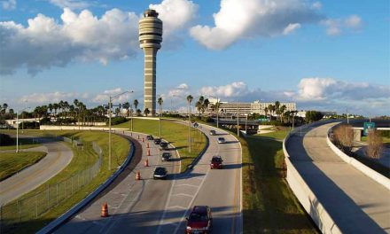 Enhanced Orlando Int'l Airport expected to be its busiest ever this Thanksgiving