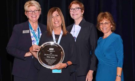 Osceola's Wilda Belisle Nationally-recognized with Meals on Wheels' National Sister Alice Marie Quinn Award