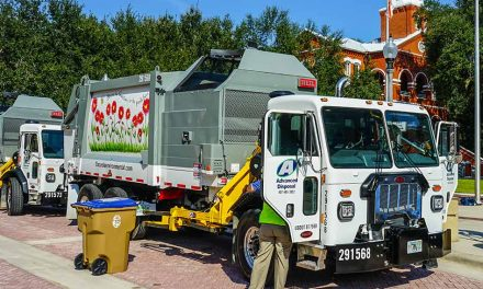 Advanced Disposal begins Osceola trash collection contract Tuesday morning